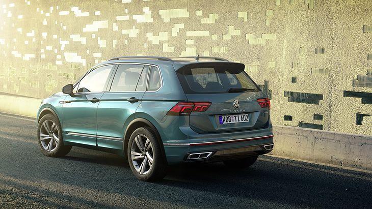 Volkswagen Tiguan doczekał się polskich cen i jest 100 zł tańszy od wersji przedliftingowej