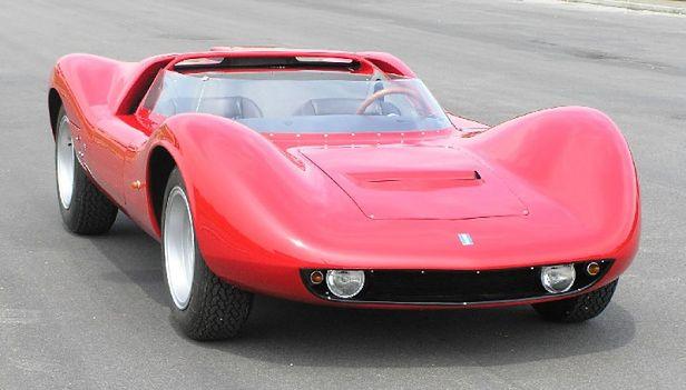 De Tomaso Competizione 2000