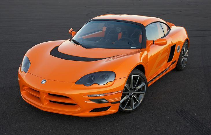 Widać podobieństwa do Lotusa, ale Amerykanie zadbali o indywidualny charakter.