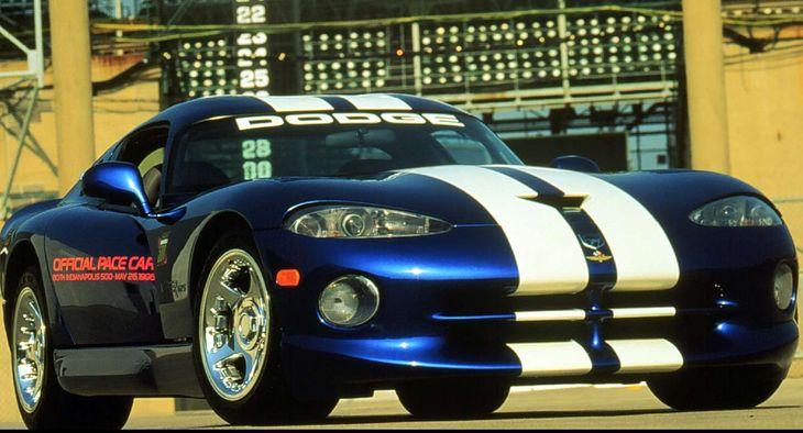 Dodge Viper SR