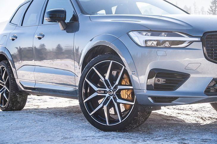 Volvo XC60 należy do najchętniej wybieranych aut premium w Polsce
