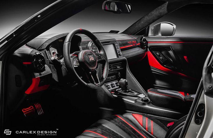 Nissan GT-R od Carlex Design
