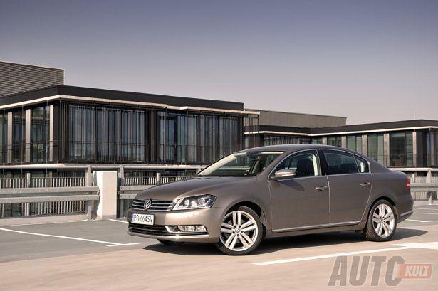 Volkswagen Passat 2.0 TDI BlueMotion Highline test