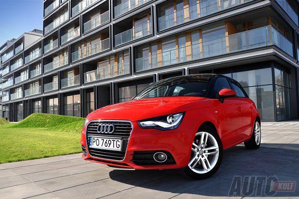 Audi A1 Sportback Ambition S-Line
