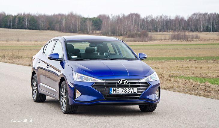 Hyundai Elantra w tym roku kończy swój żywot na rynku. Raczej nie spodziewamy się już tak prostego, klasycznego kompaktu.