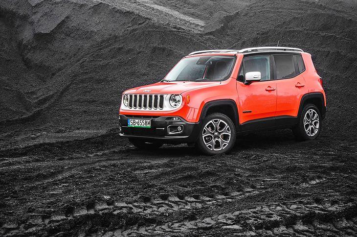 Jeśli crossover w teren, to najlepiej Jeep Renegade.