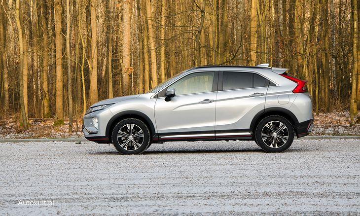 Mitsubishi Eclipse Cross to zupełnie nowe spojrzenie na tę konserwatywną markę. Miejmy nadzieję, że to początek dobrego.
