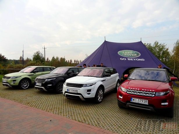 Range Rover Evoque - premiera