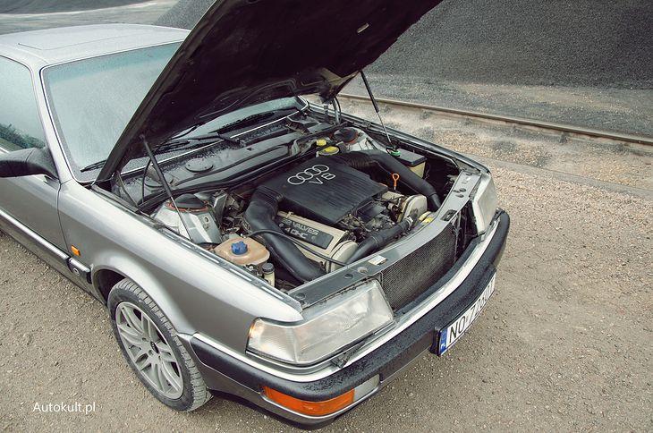 Audi V8 było stworzone pod takie jednostki, a i tak bywa bardzo problematyczne w serwisie.