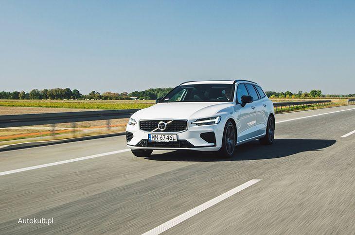 Volvo jadące szybciej niż 180 km/h? Zapomnijcie o takim widoku.