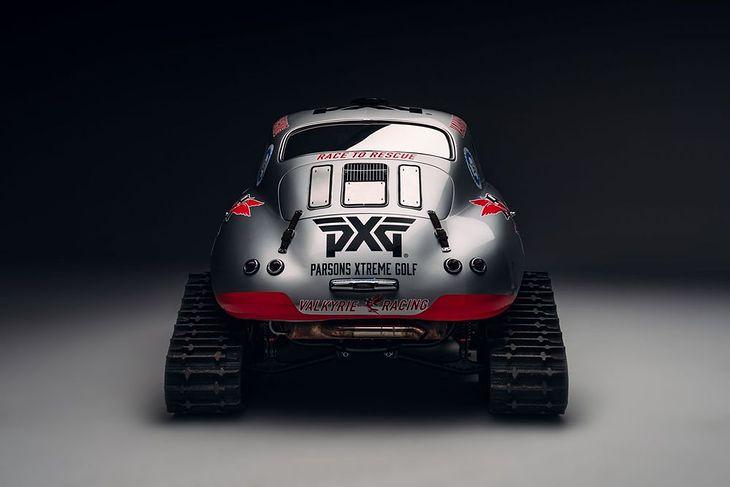 Porsche 356 Valkyrie Racing