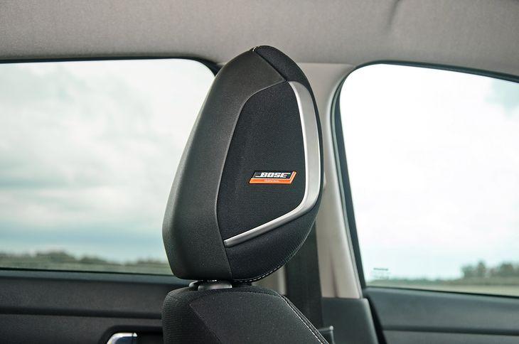 Niektóre systemy nagłośniania są naprawdę grzechu warte. Nissan Micra to świetny przykład, bo audio marki Bose w tym modelu jest moim zdaniem jego największym atutem.