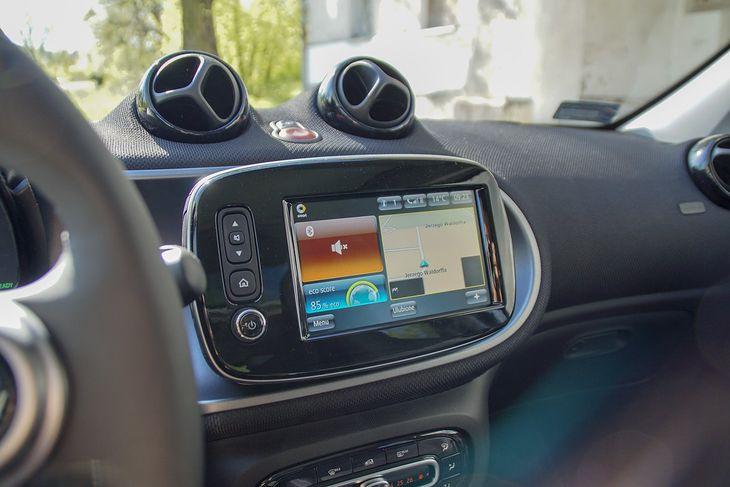Właściciele smartów będą musieli zaktualizować systemy nawigacyjne w swoich autach