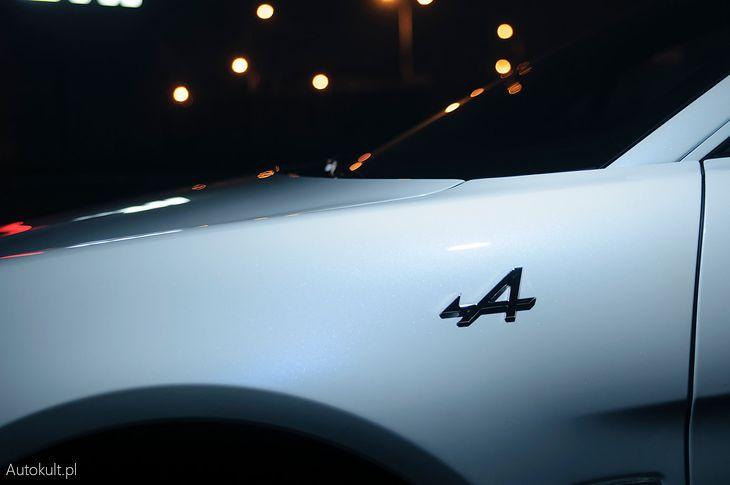 Logo Alpine niebawem może zagościć na wszystkich szybkich Renault.