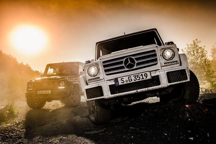 Mercedes-Benz Klasy G