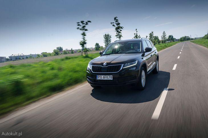 Škoda Kodiaq - test długodystansowy