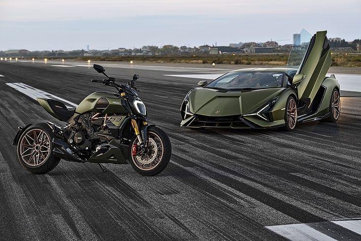 Ducati i Lamborghini zachowają dotychczasową pozycję w koncernie.