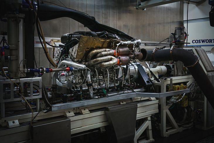 Silnik już teraz robi wrażenie, a to tylko podstawa do układu hybrydowego