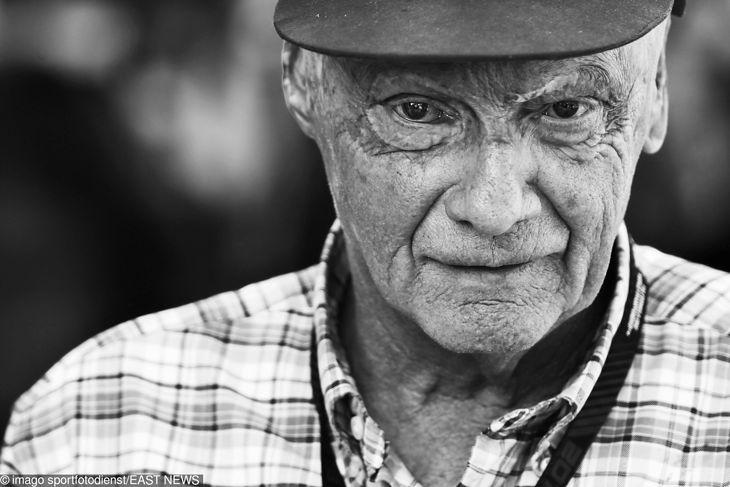 Niki Lauda od wczesnych lat 70. żył Formułą 1.