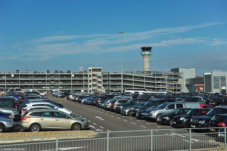 Port lotniczy Londyn-Luton (zdjęcie ma charakter ilustracyjny)