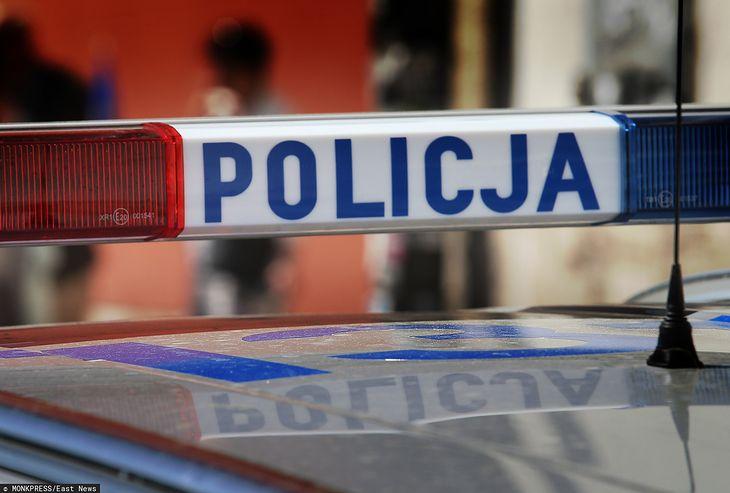Policjanci chcieli zatrzymać 22-latka, gdy ten wjechał pod zakaz wjazdu