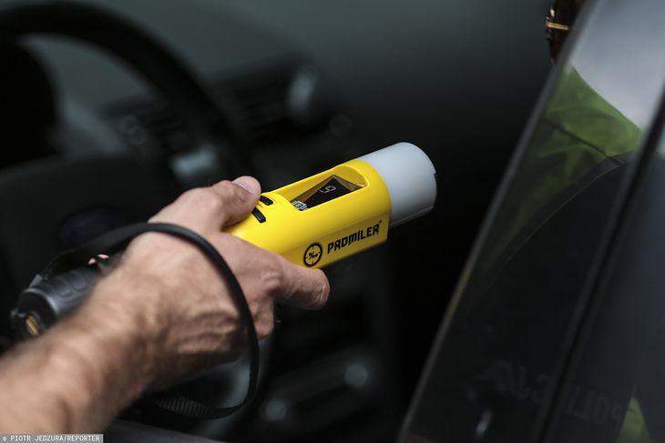 Wielu kierowców zatrzymanych za jazdę pod wpływem jest zaskoczonych wynikiem kontroli.