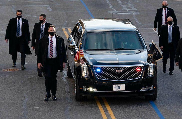 Z daleka Bestia może wydawać się zwykłą limuzyną. Jednak nią nie jest.