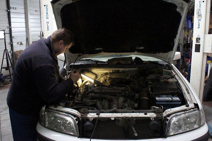 W badaniu ankietowym wzięło udział 1,3 tys. mechaników