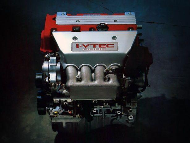 Silnik K20A