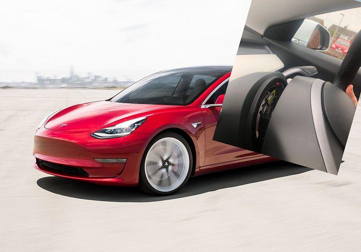 Odpadająca kierownica to nie przelewki, ale Tesla nie jest pierwsza.