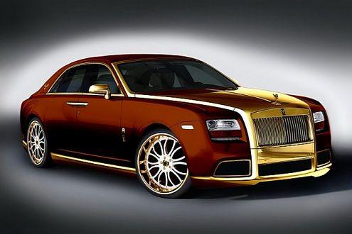 Rolls-Royce Ghost Fenice Milano Diva