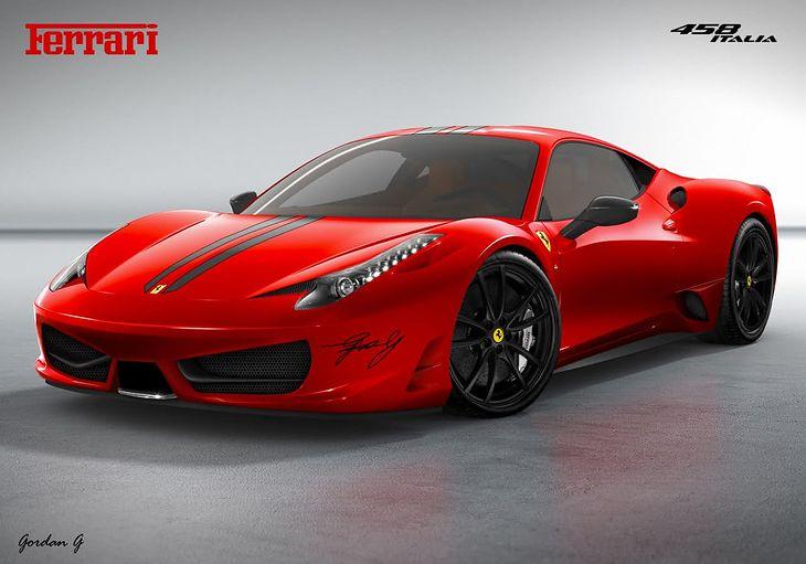 Ferrari 458 Scuderia (fot. gtplanet.net)