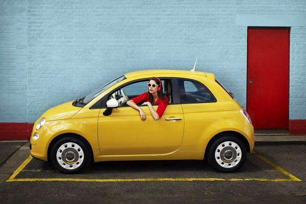 Chwalebne Fiat 500 Colour Therapy – różowe lata siedemdziesiąte | Autokult.pl KH25