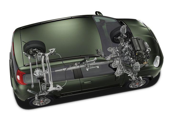 Преимущество автоматически присоединяемого полного привода заключается в том, что его можно использовать практически в любой модели автомобиля.