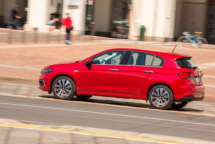 Rabat na Fiata Tipo w wysokości 10 000 zł! Tylko do 25 sierpnia.