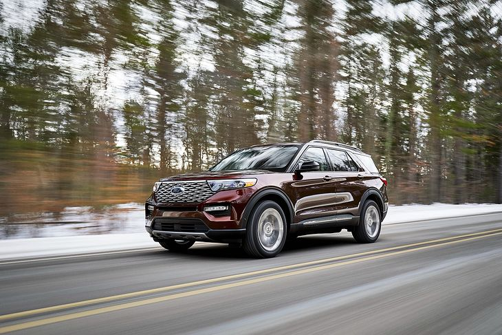 Nowy Ford Explorer (2019)