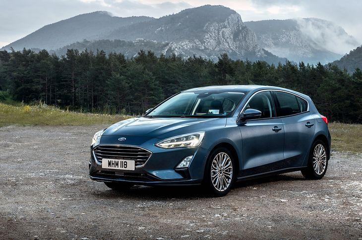 Zaktualizowano Nowy Ford Focus (2018) - cennik PDF do pobrania   Autokult.pl AT86