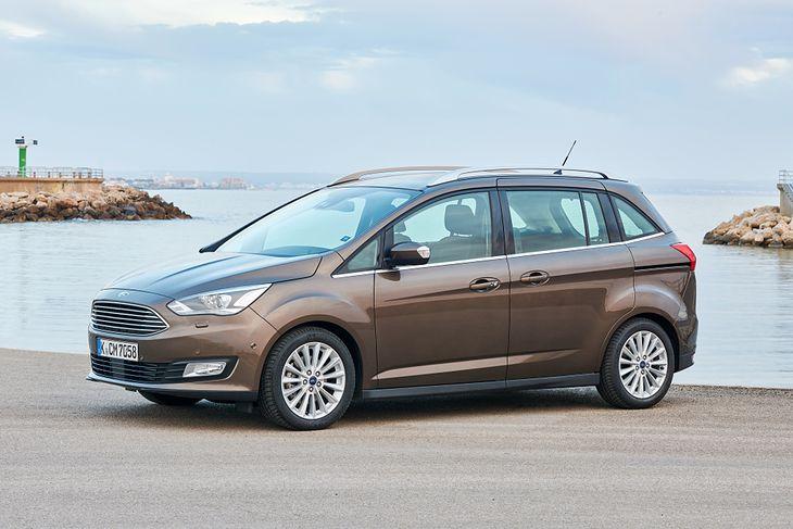 Ford C-Max to model, którego produkcja zakończy się w ciągu nadchodzących tygodni