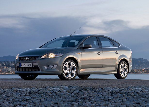 Ford Mondeo Mkiv Awarie I Problemy Autokultpl