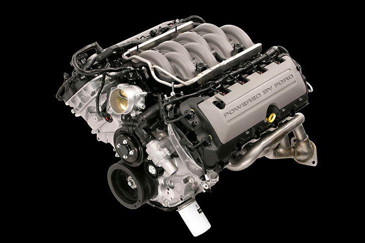 5-litrowe V8 pojawiło się pod maską Mustanga w 2011 r.