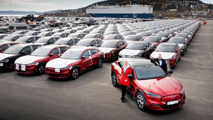 Auto okazało się majowym hitem norweskiego rynku.