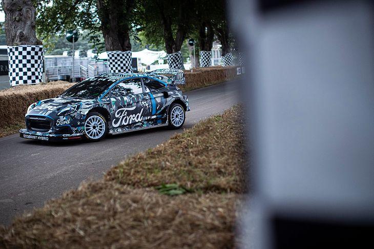 Ford Puma Rally1 WRC (2022)