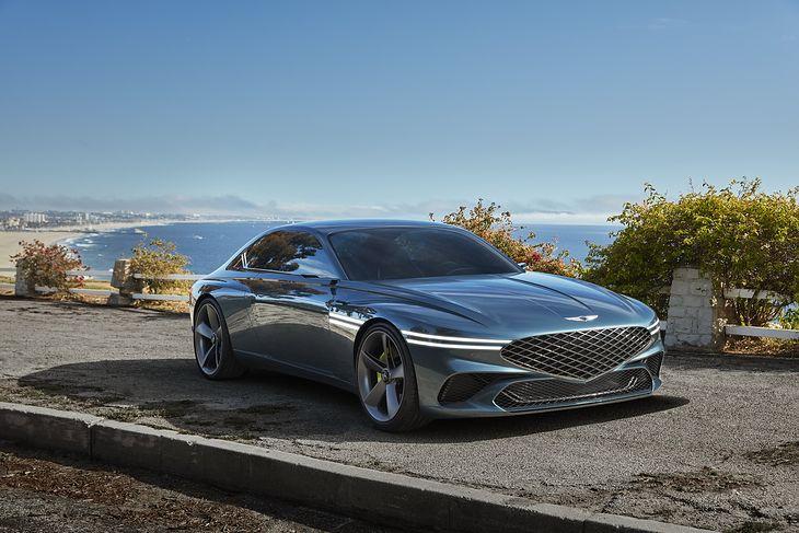 Jeśli Genesis stworzy kiedyś Coupe, będzie ono wyglądać właśnie tak.