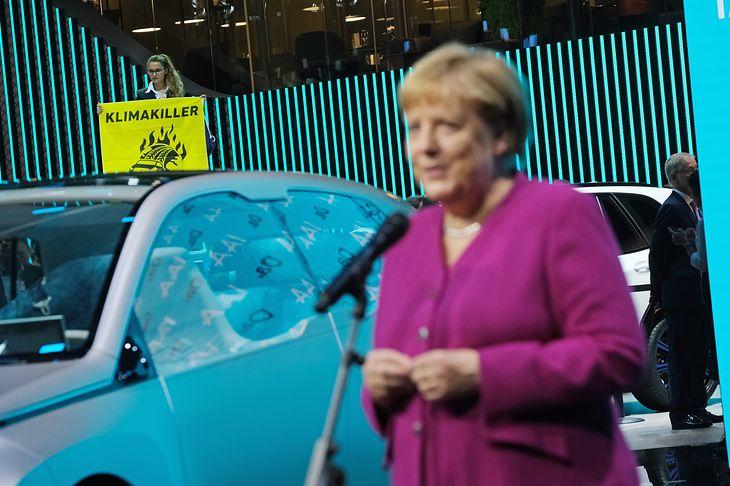 Aktywiści zapowiadają kolejny protest na niemieckich targach samochodowych
