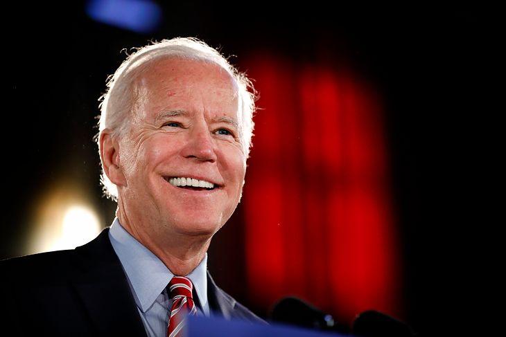 Joe Biden zapowiada elektryfikację rządowej floty.
