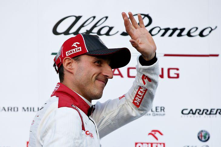 Robert Kubica dołącza do wyścigowej serii ELMS.