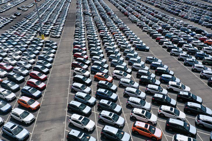 Małe SUV-y szybciej podniosą się z popiołów