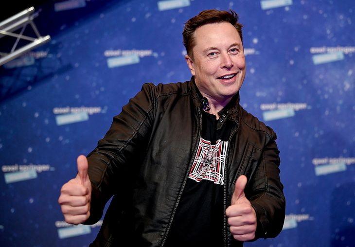 Elon Musk (fot. Britta Pedersen-Pool/Getty Images)