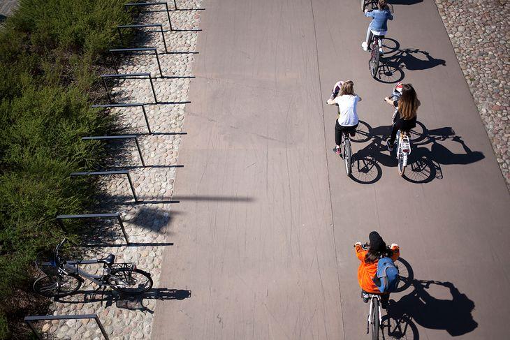 Czy policja będzie mierzyła prędkość na ścieżkach rowerowych? Byłoby to zaskakujące, ale nie można tego wykluczyć