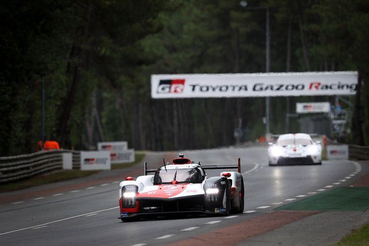 Toyota jest uważana za jednego z faworytów wyścigu